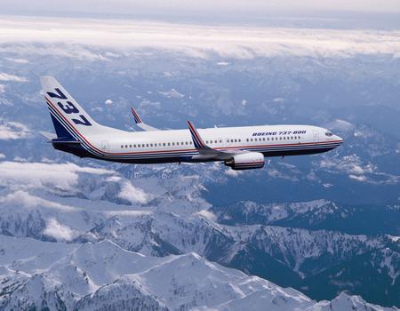 厦航引进第九架新飞机波音737-800
