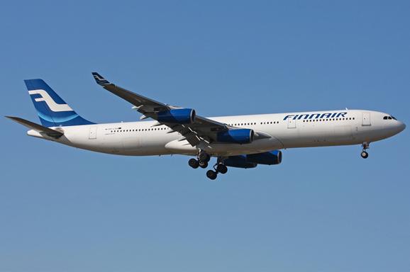 芬兰航空明夏开通赫尔辛基至西安航线