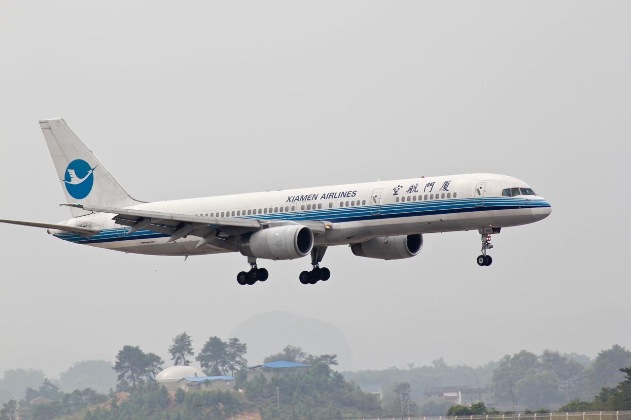 机票资讯 >> 厦航6月25日开通厦门=宁波=长春航线  据悉,该航线航班号