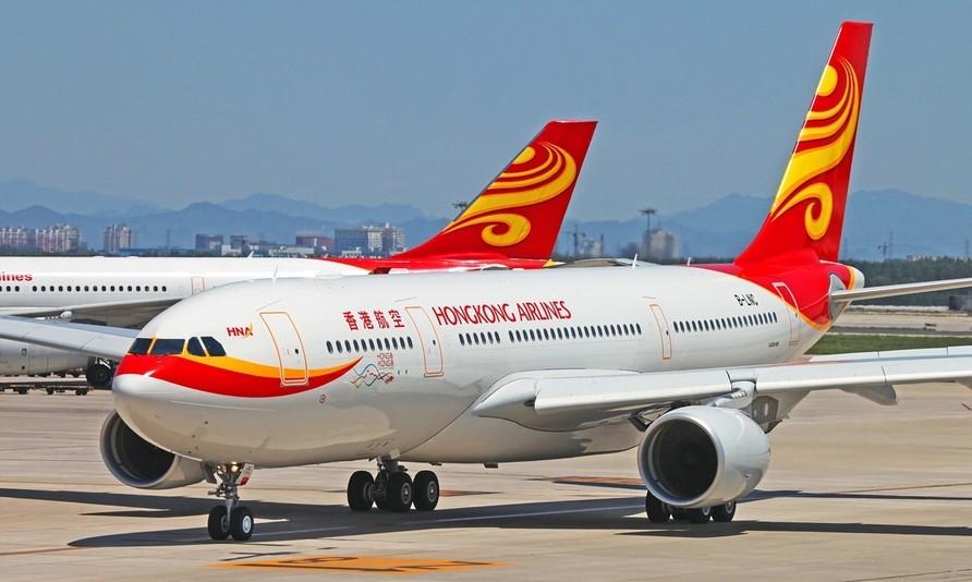 >> 24日起香港航空北京到香港航线由每天三班增至四班      航班加密