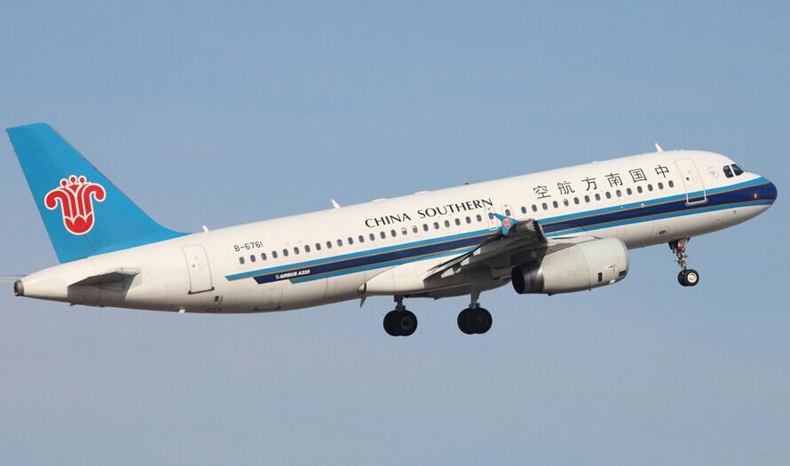 苏州快捷航空消息:南航6月21日起在 南宁吴圩机场开通经银川到