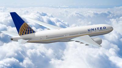 而地球标识则使用美国大陆航空自1991年以来所一直